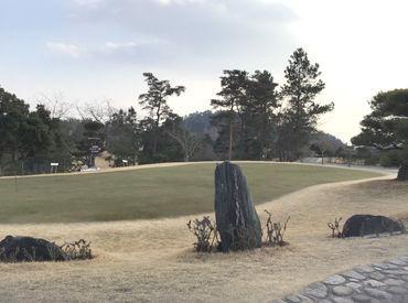 """【ゴルフキャディ】( >▽)ゞ ふぁ~~日給8400円以上!!!!しっかり稼げるトコロが魅力◎お休みの時は、お得にゴルフを楽しめちゃう♪"""""""
