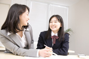 採用は、面接のみでペーパーテストはありません!まずはお気軽にご応募下さいね♪一緒に楽しく働きましょう★