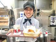 ◆嬉しい社割あり!◆ CMで話題の期間限定チキンなど、 店内メニューが40%OFFで食べられる♪