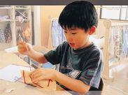 プロになるための指導ではありません!! 子ども達の個性や創造力を伸ばすお手伝いをしませんか♪