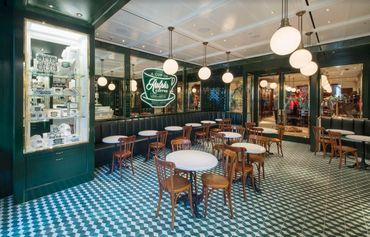 銀座に新しくOPENする ラルフ ローレンのカフェで働いてみませんか?