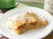 バビーズとはグランマ(おばあちゃん)と言う意味。手作りのパイやパンケーキ、ミートローフ等本店の美味しさをそのままにお届け♪