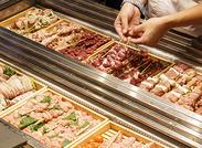 SNS映えする店内や料理がオシャレ◎シフト自己申告制で学生、フリーターさんも働きやすい♪