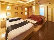 清潔感のある上質空間.。思わずうっとりしちゃうようなお部屋も♪きれいなホテルをもっとピカピカに★*