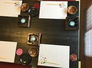 \オシャレ&落ち着く日本料理店で働こう/ 内観は広々とした個室完備の和空間☆ 土日勤務できる方、特に歓迎♪*゜
