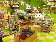 人気の観光スポットで働けるチャンス!友達に紹介しちゃいたくなるお店で楽しく働きませんか?