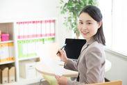 NEW STAFF大募集★人気のオフィスワーク◎未経験さんでも出来るシンプルワークです♪※画像はイメージです。