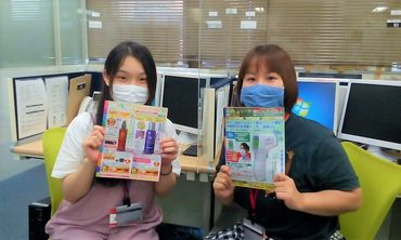 \週3~&1日4h~あなたのペースでOK♪/  赤坂駅より徒歩1分の好立地♪ 雨の日もサクッと通勤出来ますよ◎