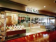 人気の東京ソラマチ内♪大きな窓のある店内は開放的で気持ちが良いんです!