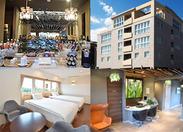 ◆オーシャンビューのリゾートホテル 宿泊自体を楽しみにしているお客様がほとんどで、ゆったりとした時間が流れています♪