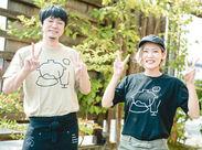 コチラが「博多bo-zu」のオリジナル制服★ 博多餃子・もつ鍋・フルーツサワーが隠れているらしい?