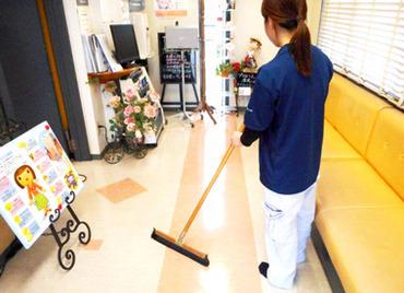 【清掃スタッフ】「快適に過ごしてほしい」気持ちがあれば不器用でもOK!「ホテルみたいにキレイにして」と言う先輩スタッフはいませんよッ♪