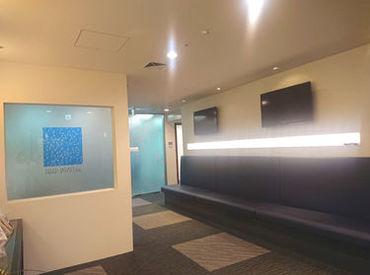 <六本木一丁目駅>徒歩2分♪ オフィスにはウォーターサーバー、オフィスグリコ完備◎ 休憩室もあるのでランチや休憩も快適!
