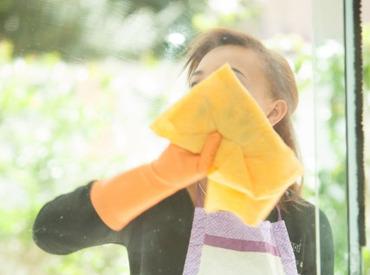 【清掃スタッフ】\月給19万円スタート♪/〓ショッピングセンター内の清掃スタッフ♪〓まずは短期からでもOK!!社保完備などの待遇も充実♪