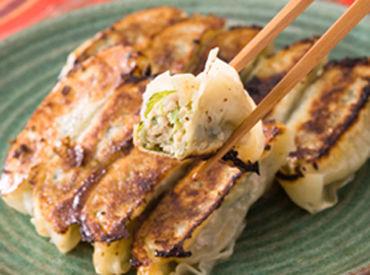 美味しいギョウザ・シュウマイの社割あり◎ 「今日の晩ご飯に持って行こうかな♪」 なんてこともできちゃいます!