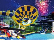 またまた!世界初の巨大スライダーがこの夏OPEN!そんな楽しさ満載な「芝政ワールド」で短期バイトに挑戦しよう★