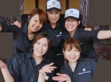 ◆「初めてアルバイトをする」という方も大丈夫◆ イチから丁寧にお教えするので安心してね♪ 友達と一緒に応募もOK**