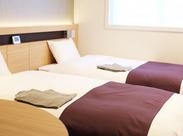 ≪秋保のホテルで働きませんか♪≫ 週5日&長期勤務の安定WORK♪ルーム清掃やレストランスタッフを募集中です★