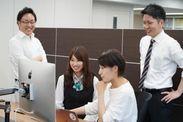 経験者優遇! スキルアップを目指す方にも充実した環境です。 主婦の方も活躍しています!