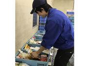 スーパーでもよく見かけるお漬物の工場でのお仕事◎ 「接客はあんまり得意じゃない」という方にもオススメのもくもく作業です♪