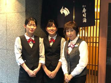 \楽しく働きたいならココに決まり★/ 東京駅ナカの好立地なので 雨の日の通勤もラクラク♪ 未経験大歓迎です◎