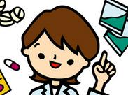 残業ナシ&土日祝休みのとっても安定して働ける環境です♪長く続けるのにピッタリ!