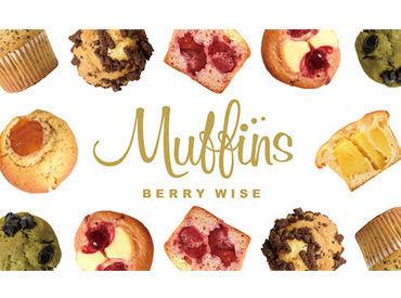 【Muffins(マフィンズ)Staff】*◆.+ まるで宝石のよう…ちりばめられたフレッシュなフルーツと和の素材との融合が新しい人気店♪
