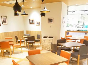 【カフェSTAFF】世界に800店舗以上!!大人気の台湾茶Cafeが吉祥寺に♪週2~OK☆lifestyleに合わせて勤務OK◎<朝・夜の時間帯、大募集★>