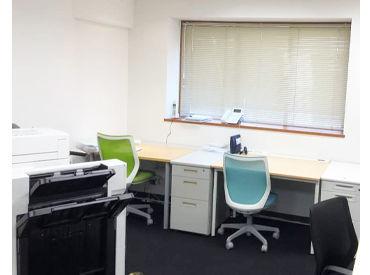 東京駅からもアクセス可能なオフィスです♪ 子育てが落ち着いた方、PCスキルを活かして働きたい方にピッタリ◎