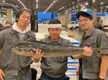 「釣りが好き!」「魚が好き!」など、 そんな方にオススメ!! 普段見れない魚に出会えるかも…♪