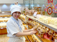 子どもの頃憧れたパン屋さんで働こう★ パン好きの方≪必見≫⇒パン全種類25%OFF!