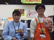 原田店で実際に働いているスタッフ★みんな優しくアットホームな雰囲気です♪