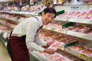 「このお肉だったらすき焼きにぴったりですよ!」 など慣れたらお客様と話しながら楽しく働けます♪