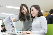 ≪20~30代の女性が活躍中!≫働きやすい職場環境を整備しています♪久しぶりのお仕事で不安な方も先輩が全力サポート★