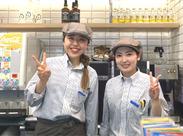 <和カフェテリア Dining 24 羽田食堂> 落ち着きのある和のテイストの NEWスポットでお客様のご案内などを お任せします!