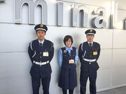 未経験から、憧れの空港staffへ★+゜ ≪18歳以上≫の方であれば、どなたも大歓迎です!