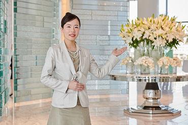 """2つの併設するホテルの同時開業は、業界でも新しい試みです。横浜から始まる最上級の""""おもてなし""""を作り上げましょう!"""