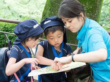 対象年齢は3歳~6歳児◎ 子ども達と楽しみながら、成長のお手伝いをしてください!