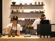 シンガポールや香港を始め、アジア圏を中心に店舗を展開中◎人気のおしゃれカフェで働いてるなんて友達に自慢できちゃう…★