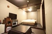 一部リニューアル!昭和を感じる和風ノスタルジックなホテルに生まれ変わりました!狭山緑地にたたずむ静かな隠れ家ホテルです♪