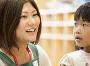 豊川市小坂井町にある病院の託児所♪ 笑顔はじける楽しい職場をご用意して待っています!
