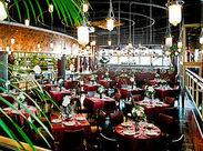 系列のレストランで定期的にウェディングパーティーやイベントが開催されています。(写真は渋谷レガート)