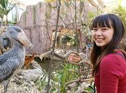 今年3月OPENの『WETLAND』がエリア拡大!7月14日にはさらに動物展示場がNEW OPEN!お客さまもアナタも、もっと楽しくなる♪*