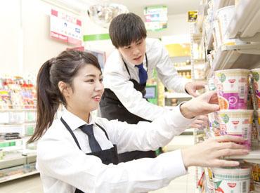 ≪未経験OK≫ 商品を並べて、売り場完成◎ みんなが日用品で使ったり… おなじみのP&G商品です!