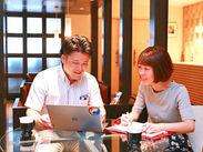 女性活躍中のオフィス★責任を持って働いていただける方、歓迎します。扶養内もOK!