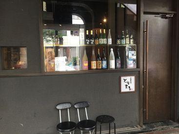 【ホールstaff】=閑静な住宅街に構える名店=22席のこじんまりとした店内はお洒落で落ち着いた雰囲気。常連さんも多く働きやすい♪