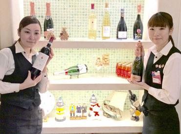 【ホールスタッフ】\デパート内の人気店/ 東京・西麻布のシェフが監修◎お洒落カジュアルなイタリアン✧*゚+《週1日~》シフトは選べます♪