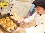 道の駅ニセコビュープラザすぐ横にベーカリー店OPEN★開放的な広々とした店内で、パンの香ばしい香りに包まれてオシゴト♪