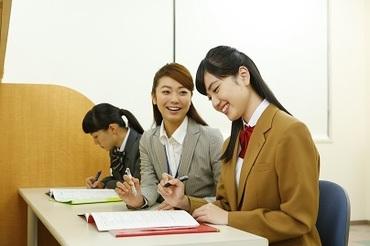 【個別指導講師】◆笑顔と感謝◆ほめてのばす◆脳の仕組みに基づいた効率的な学習法◆