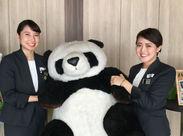 未経験でも大丈夫◎ ホテルでの業務経験は問いません! まずは笑顔でお客様をお出迎えしましょう♪